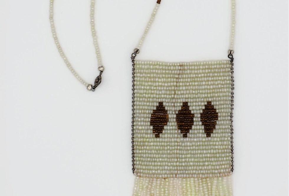 Pearl Rain Diamonds Necklace
