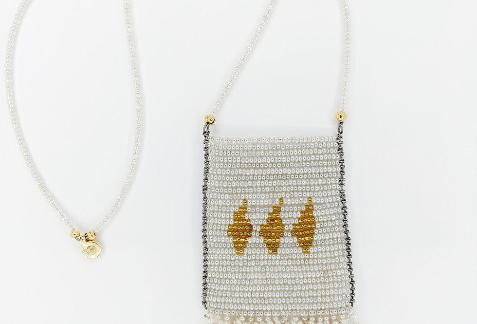 Peal Diamonds Necklace
