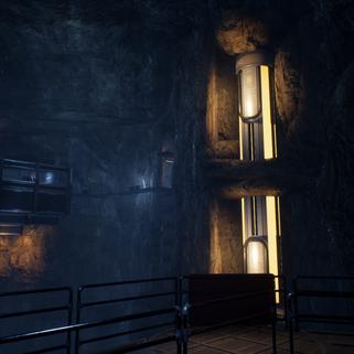 Main Cave Area