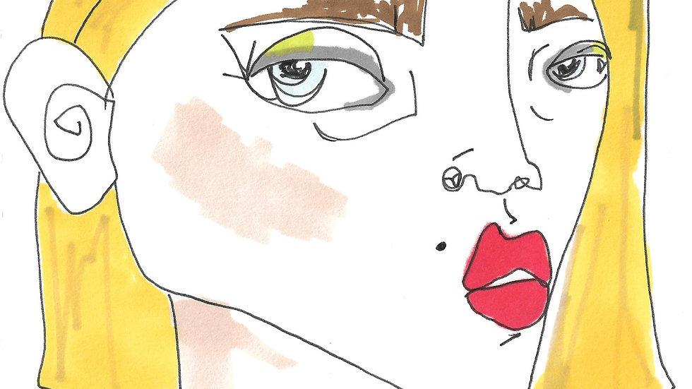 Blonde Portrait
