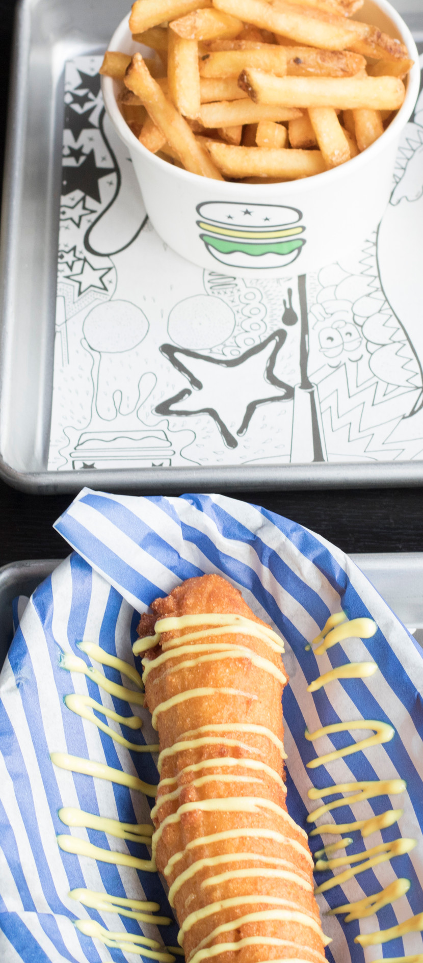 UBER EATS - Libertine Burgers, Leamington Spa