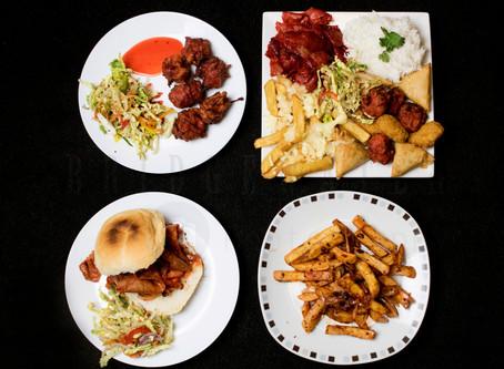Uber Eats Shoot - Bengal Kebab King, Coventry