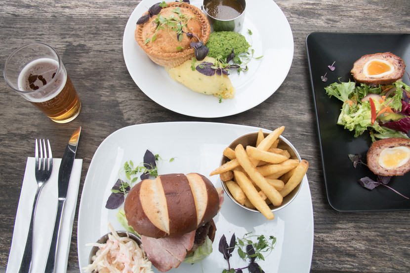 Deliveroo - The Cape and Good Hope, Warwick
