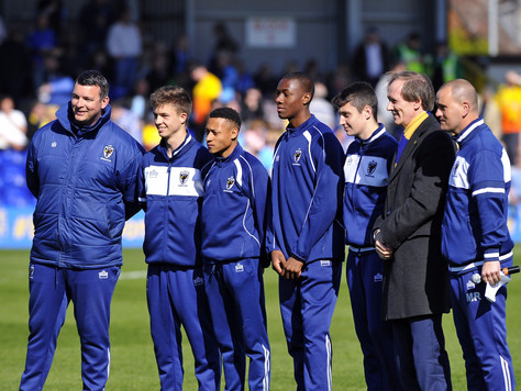 Why is the Dons Draw so important for the AFC Wimbledon Academy?