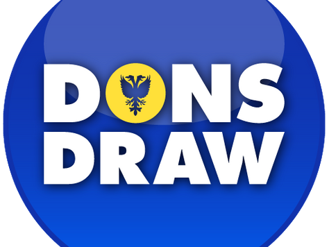 All you need to know about the amazing Dons Draw