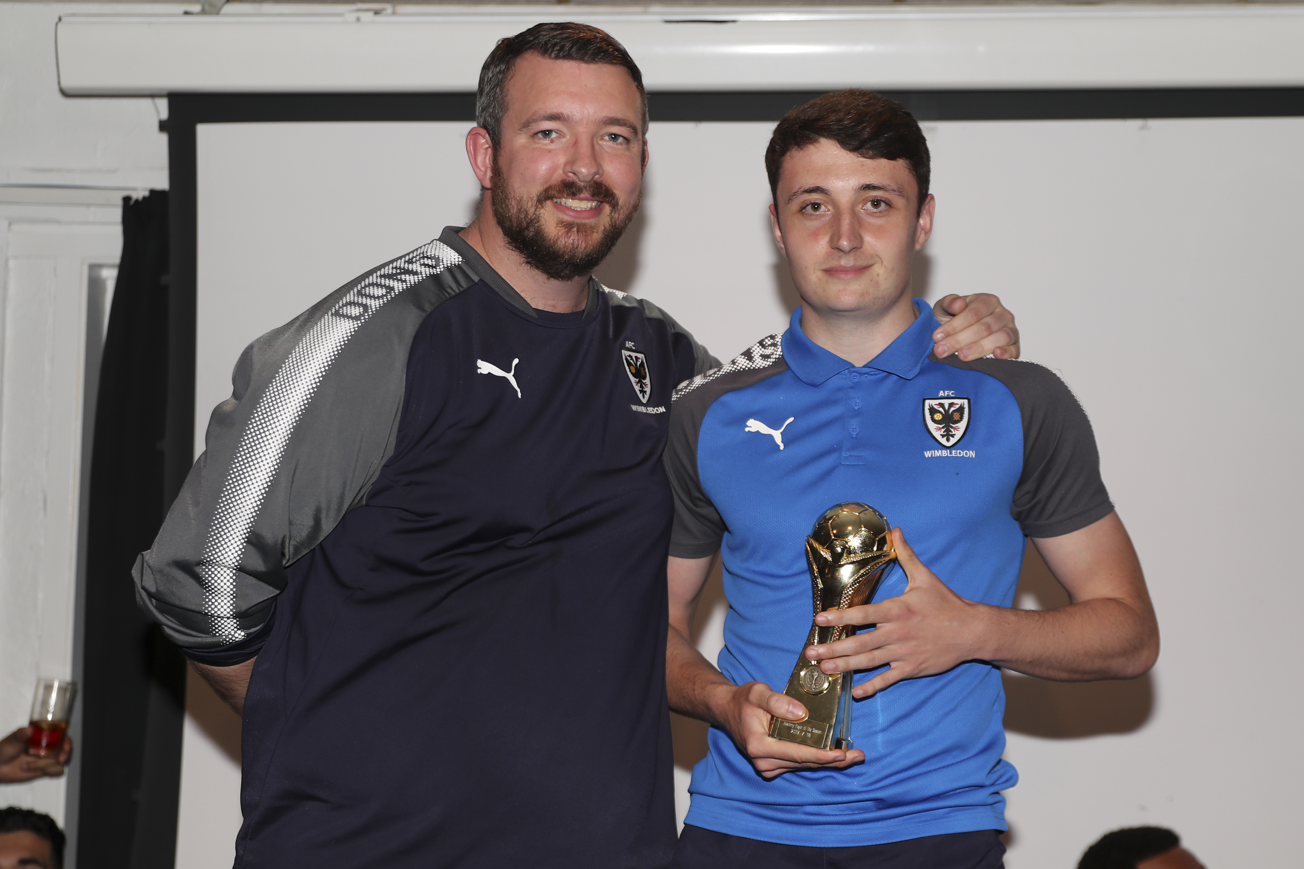 Anthony Hartigan - Academy POTY 2018