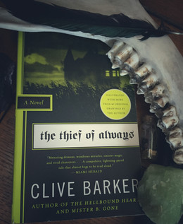 The Thief of Always   Clive Barker