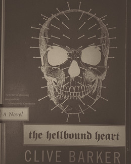 The Hellbound Heart | By Clive Barker
