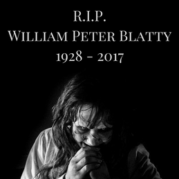 R.I.P. William Peter Blatty
