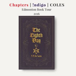 The Eighth Day Vol. 1 Edmonton Book Tour