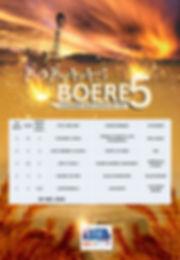 BOBAAS BOERE TOP 5 weeklikse verslag (2)