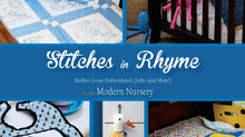 Stiches in Rhyme - Donna di Natale and Amy Ubben