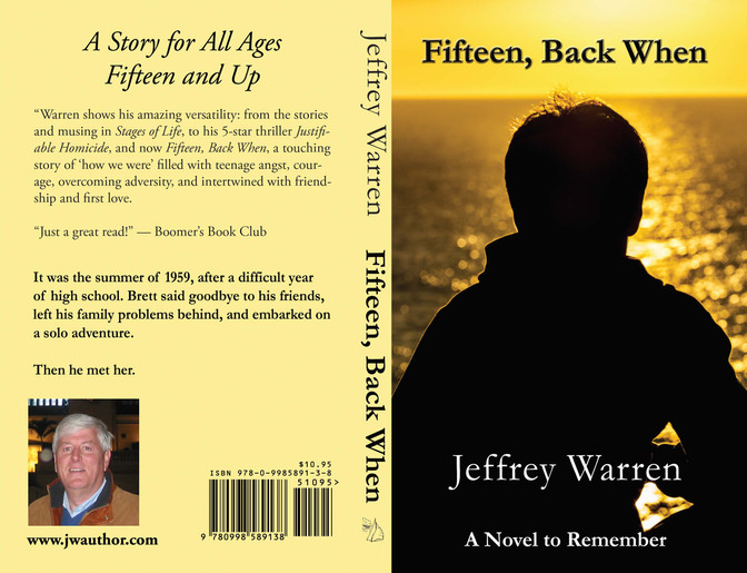 Fifteen, Back When • Jeffery Warren