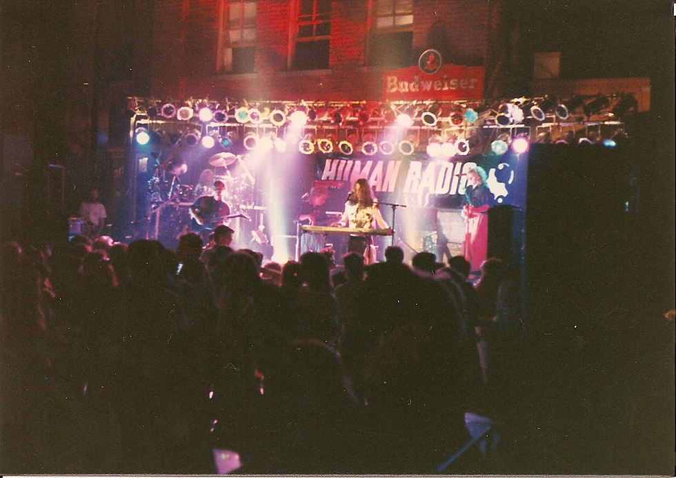 Human Radio at New Daisy '91