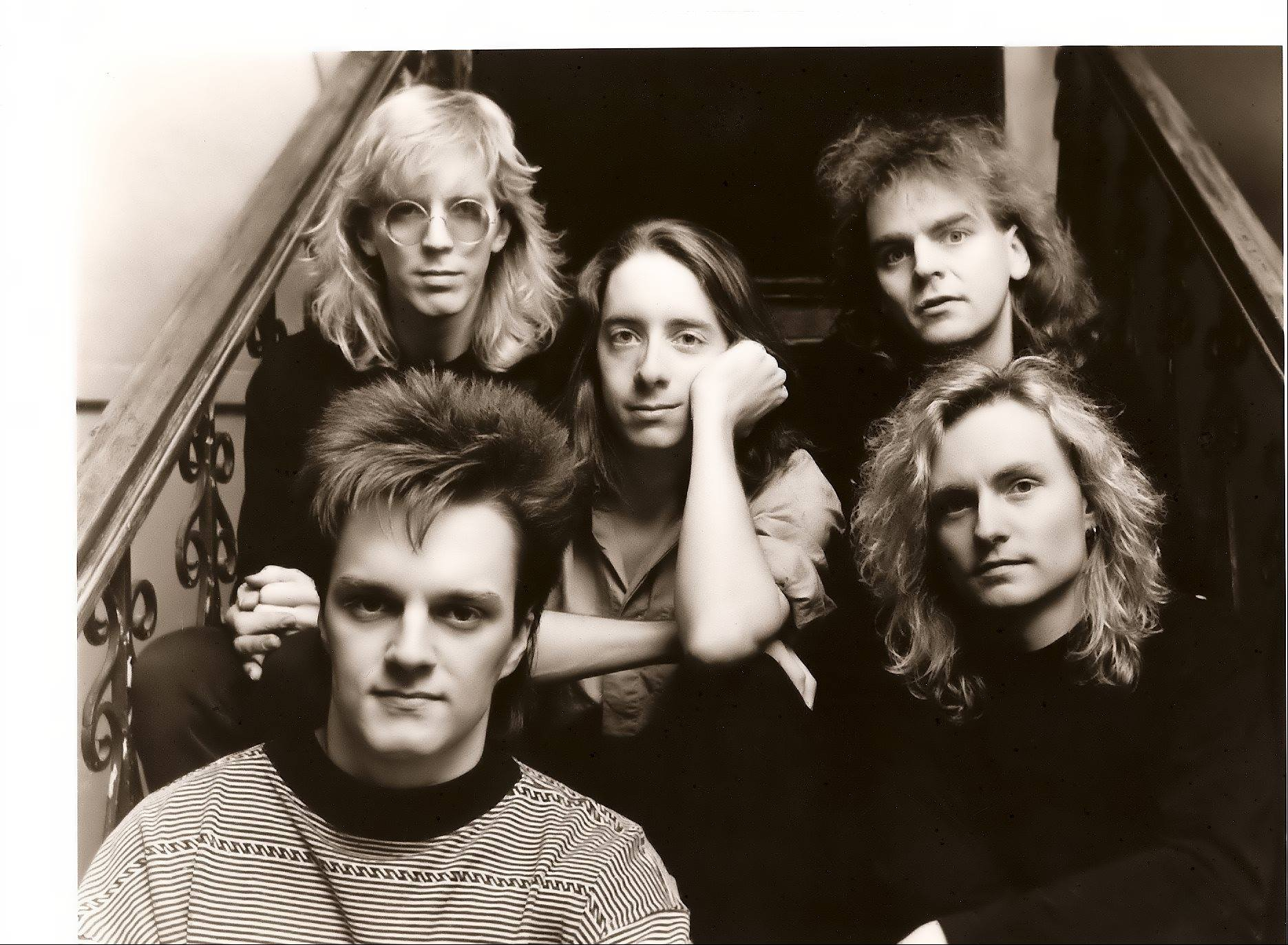 Human Radio promo, '89