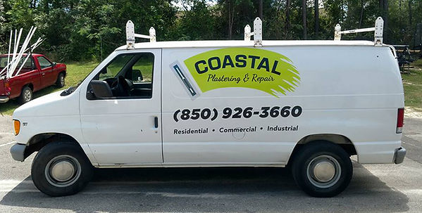 Coastal plastering and repair tallahasse