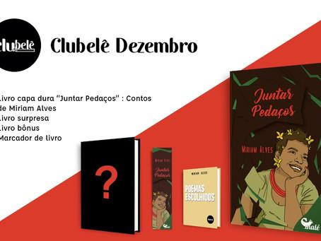 """Miriam Alves é a autora do segundo livro do Clube Lê: """"Juntar Pedaços"""""""