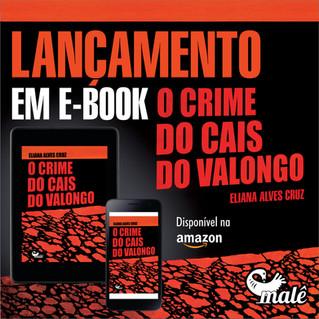 O crime do Cais do Valongo em e-book