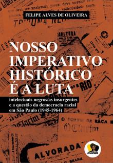 Livro aborda história do Movimento Negro em São Paulo