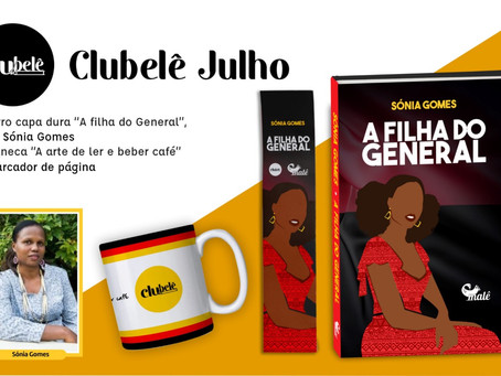 Literatura angolana no Clube Lê de julho