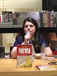 """Barbara Simões, autora do romance """"Firmina"""", conta sobre a preparação de """"Úrsula"""" para o ClubeLê"""