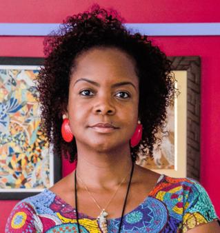 Lívia Natália lança livro de poemas no Rio de Janeiro