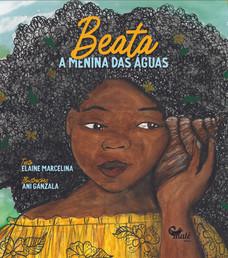 """Livro infantil """"Beata: a menina das águas"""""""