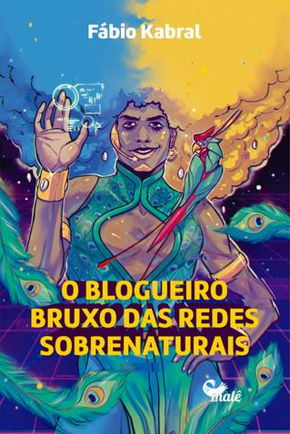 Escritor carioca Fábio Kabral lança terceiro volume de sua coleção afrofuturista
