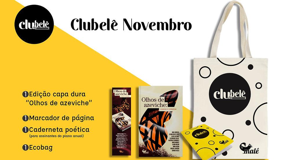Kit Nov/ 20    Olhos de Azeviche Vol. 2