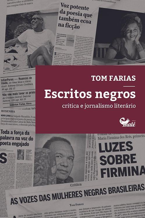 Escritos negros: crítica e jornalismo literário