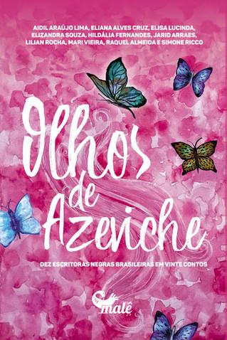 Editora Malê lança 2º volume da coletânea Olhos de Azeviche, com 10 escritoras negras brasileiras
