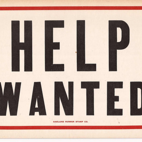 Help Wanted - We Need Your Nominations