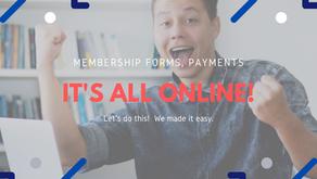 Membership Time is Here