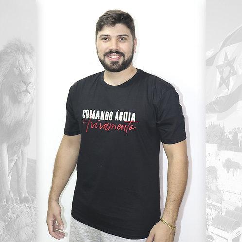 CAMISETA - COMANDO ÁGUIA AVIVAMENTO