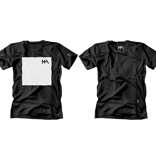T-shirt HA (black)