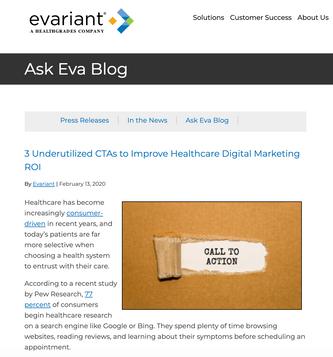 B2B Blog Content