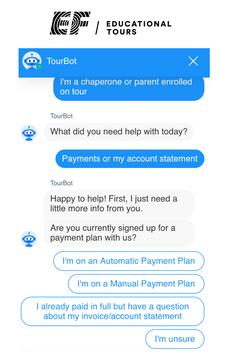 Conversational Marketing Script