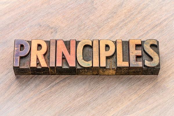 Principles of Hatha Yoga Asanas