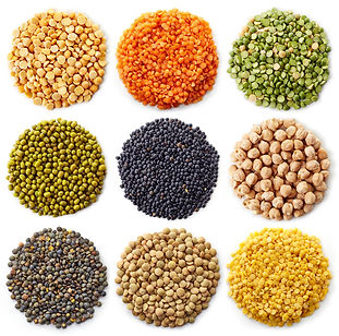 Grains and Lentils