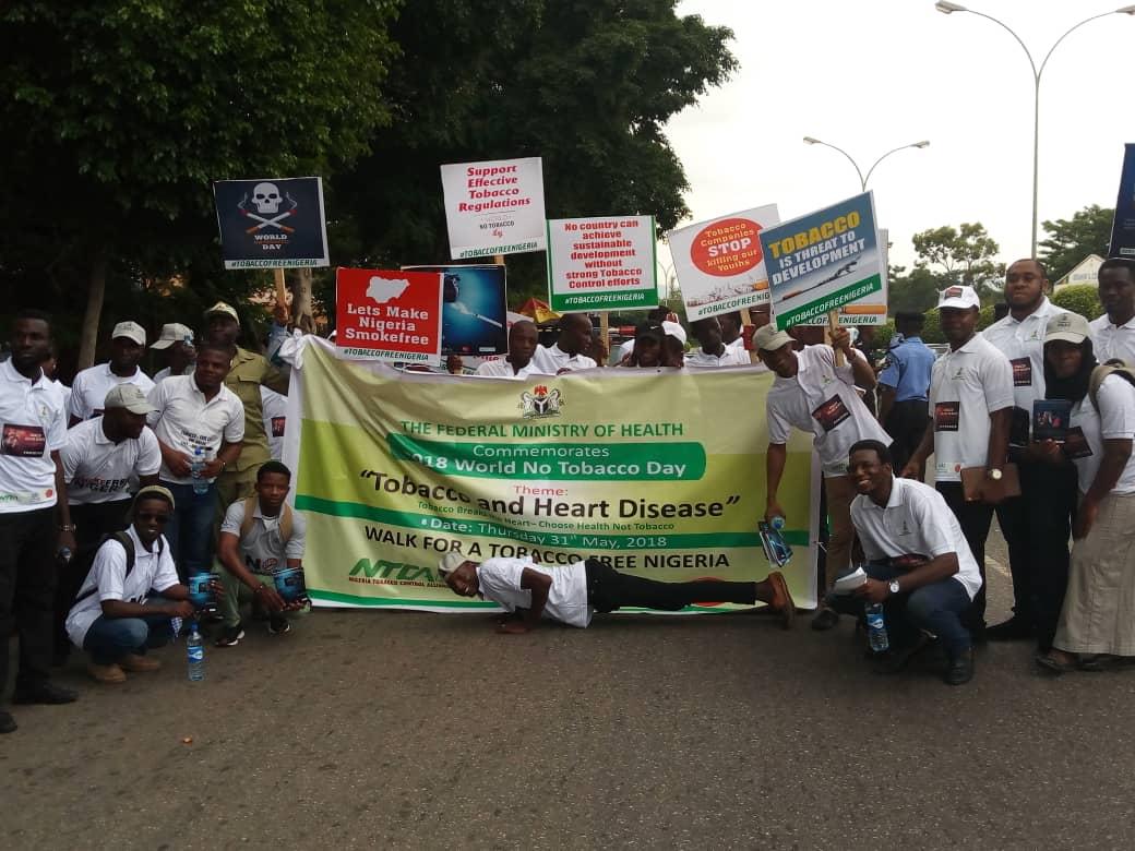 WNTD celebrations in Nigeria