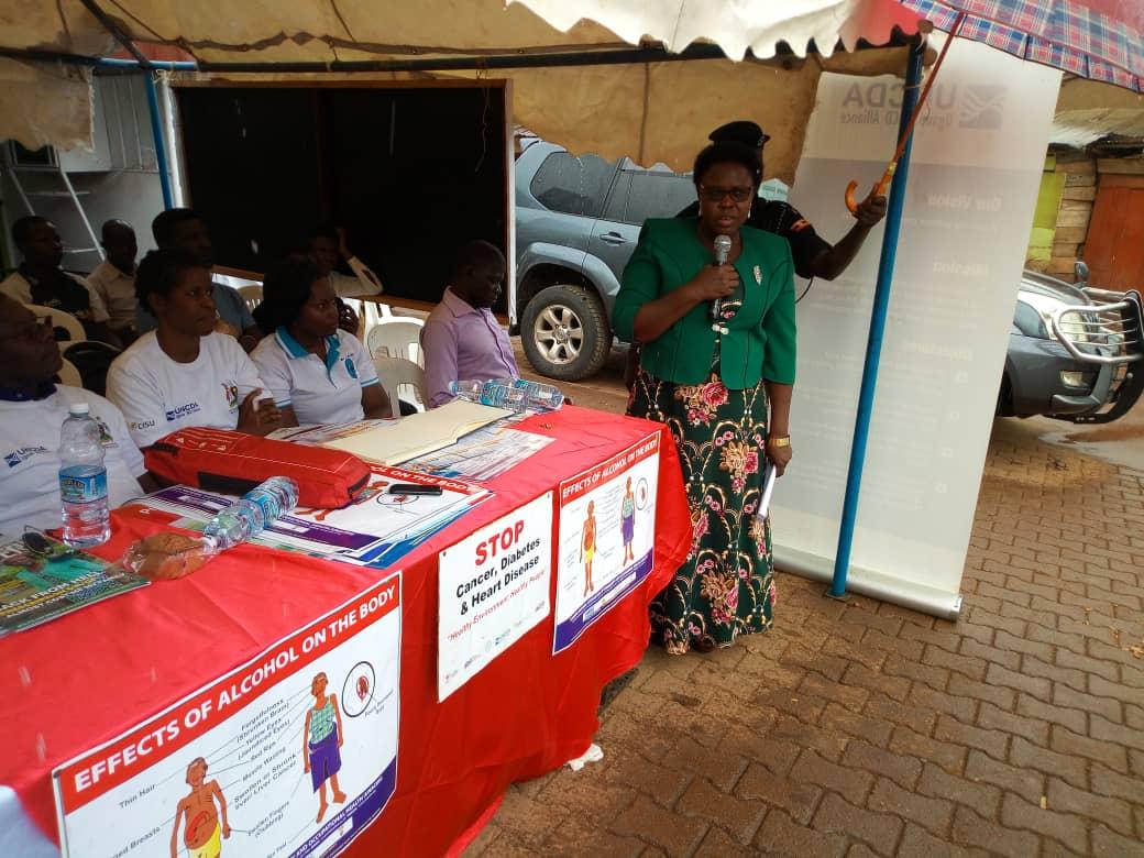 WNTD celebrations in Uganda