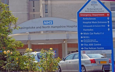 Smoking ban comes into affect at Basingstoke hospital tomorrow