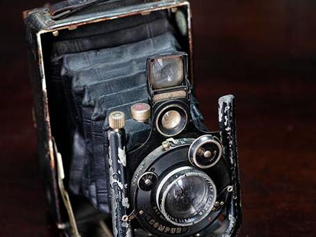 横内勝司のカメラ