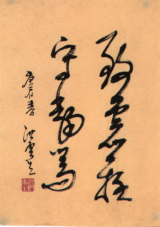 The sutra of Tai and Teh