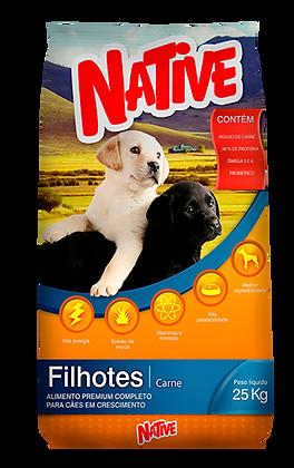NATIVE  CARNE FILHOTES