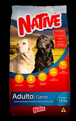 NATIVE CARNE ADULTO