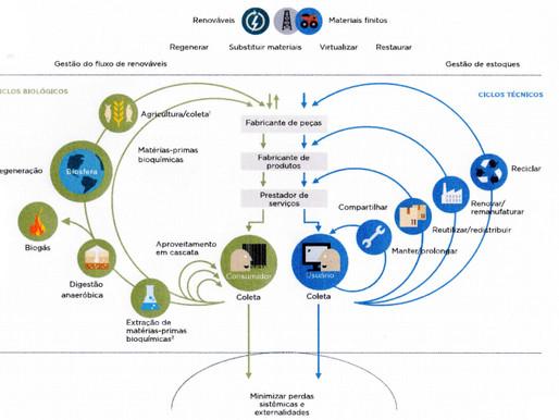 Economia Circular. Uma visão fundamental para os empreendedores. Um conceito essencial para Negócios