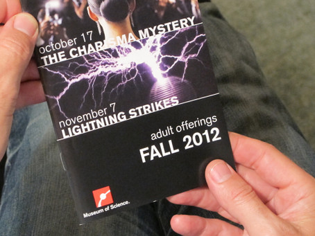 The MOS brochure for Fall 2012 looks great. We made the cover!