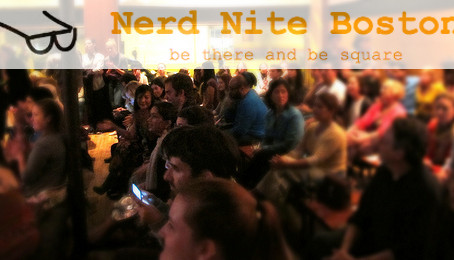 NERD NITE SEPTEMBER: A MARRIAGE OF SCIENCE AND ART