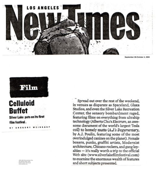 """""""Celluloid Buffet"""" by Gregory Weinkauf.j"""